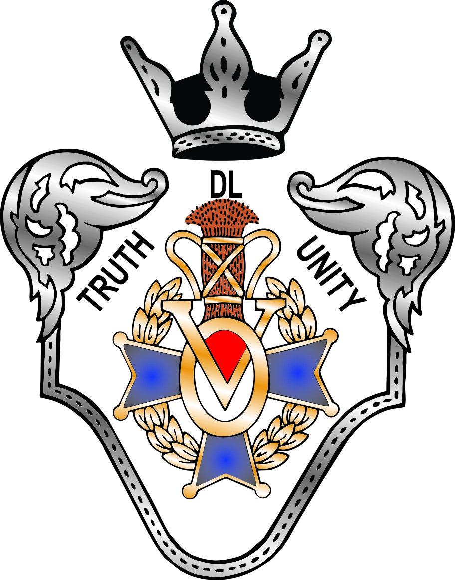 District Lodge logo